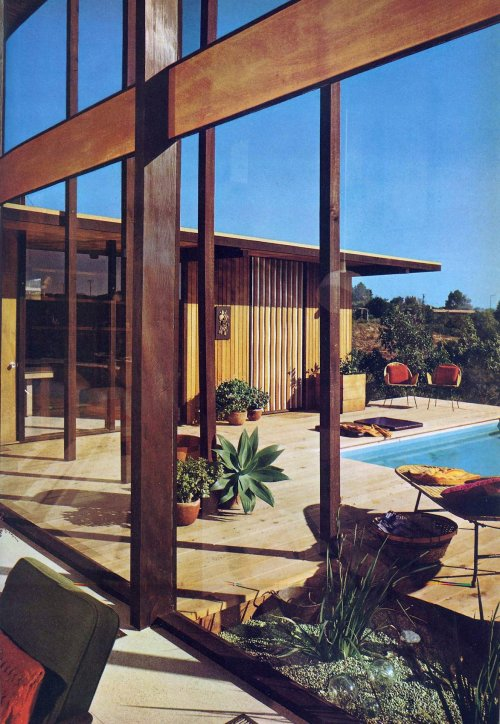 Wiley Residence - Del Mar, CA -1965