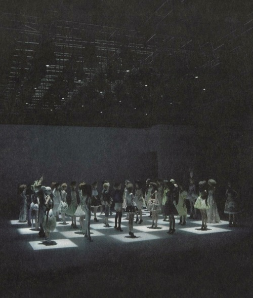 It's Only a Game, Alexander McQueen SS 2005