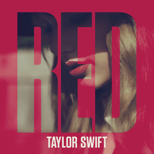 Taylor Swift 'Red' Deluxe Edition Cover