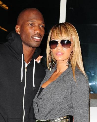 "In an unsurprising move, former NFL player Chad Johnson has plead ""not guilty"" to the charge of battery that is against him. The formal charge stemmed from the incident where Chad allegedly head-butted Evelyn Lozada, his wife of 6 weeks. Now soon-to-be ex-wife."