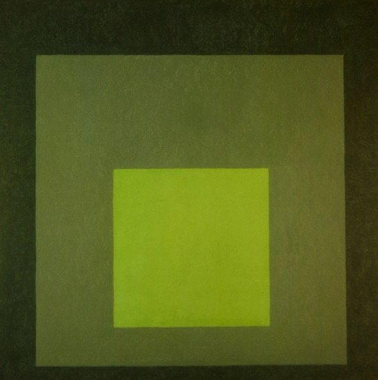 artmastered:  Josef Albers, 1968, Homage to the Square
