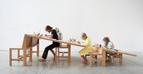 GROWTH TABLE by Tim Durfee & Iris Anna Reng