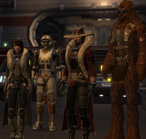 Star Wars: The Old Republic origin servers closer to shutting down