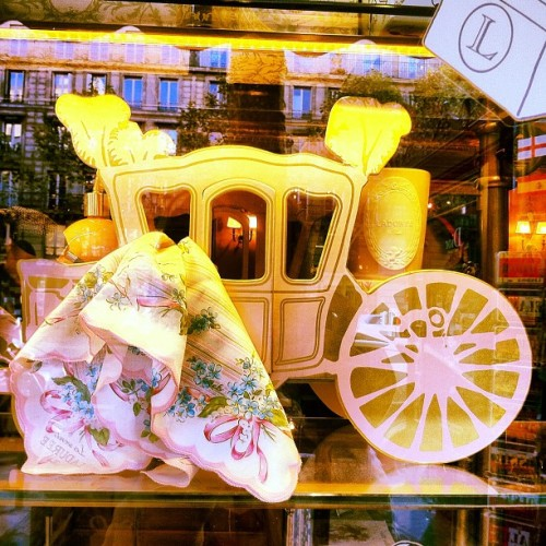 Fairytales at Laduree. #Paris  (Taken with Instagram)