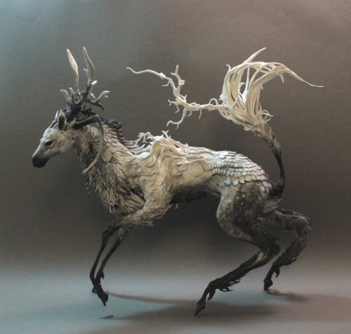 art-and-fury:  Dapple Kirin -  Ellen June Jewett