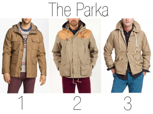 The Perfect Parka in Your Price Range »The Details