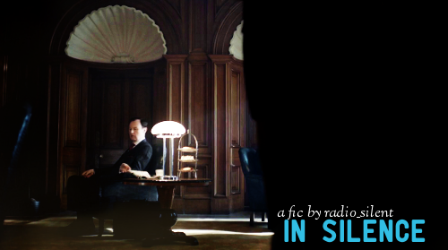 no-literally:   In Silence (2/4) by radio_silent  Fandom: SherlockPairing: Mycroft/LestradeRating: RWord Count: Approx. 2,379 thus farWarnings: TW for depression symptoms thereof Summary:  Then, eight days after he enters the Diogenes club, someone breaks the rules.  Thanks: to cxionbonan for the beta!   Hey everyone—I got Sara to write some Mystrade for a change! Check it out! :] (It's complete, but she's posting it in chapters because she's a tease.  Also it goes in a little series thing, but this is standalone too! So if you don't want to read the Johnlock other stories you don't have to so don't let that scare you away!)