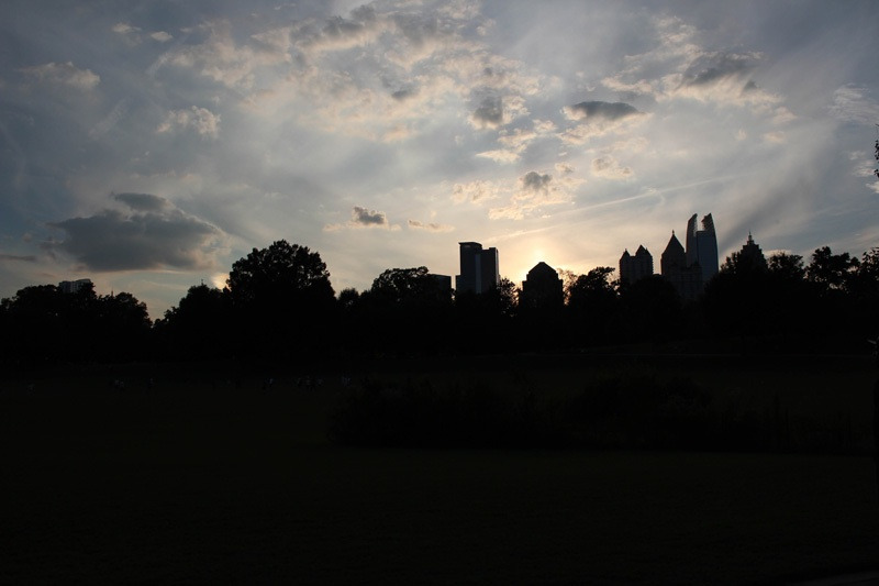Piedmont Park | Atlanta GA  Photo Taken by | KNikkiMo