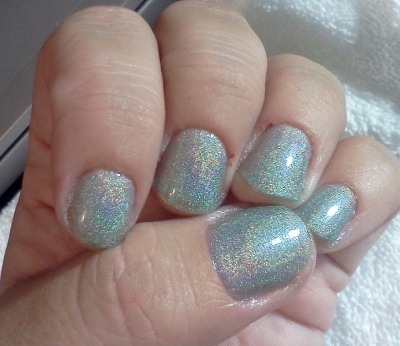 Butter London Fishwife, 2 coats