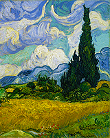 I Love Art → Vincent van Gogh (1853-1890)
