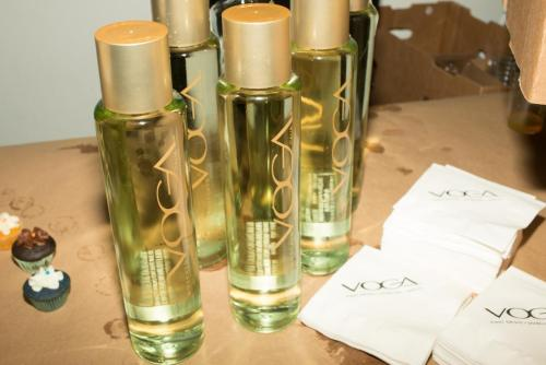Wine from @VogaItalia for the William Okpo S/S NYFW presentation.