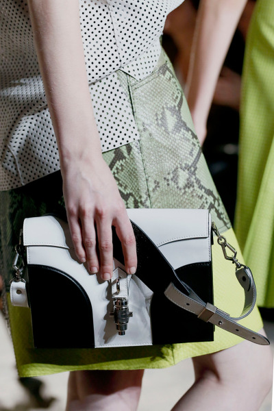 Details at Proenza Schouler Spring 2013, New York
