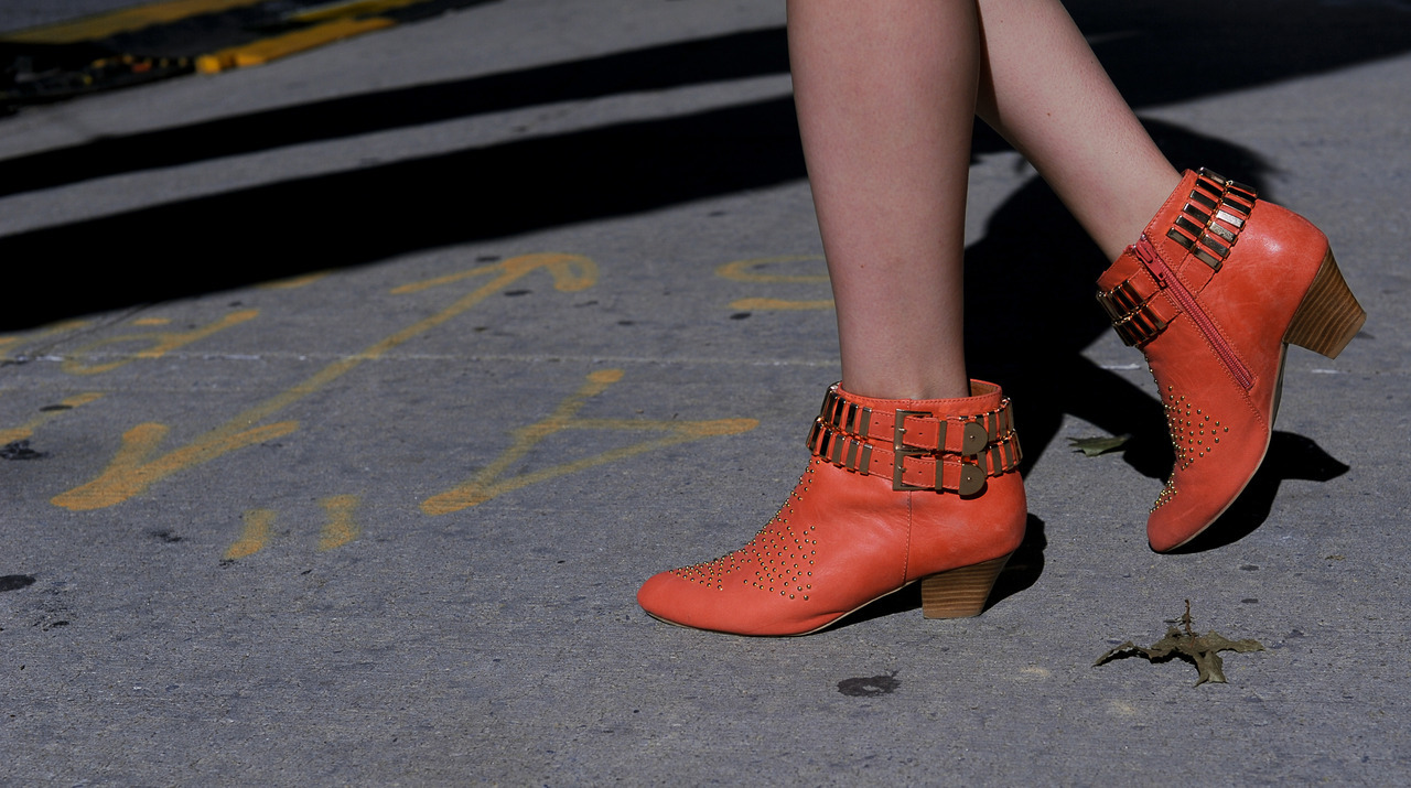 Shoes we love from New York Fashion Week!Photo by Kristen Somody Whalen