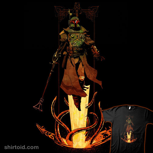Steampunk Boba Flight available at WeLoveFine Shop
