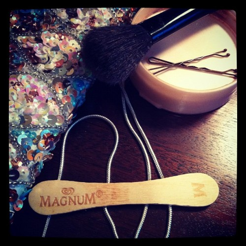 We had a blast last night. See you next time #nyfw! #MagnumScene (Taken with Instagram)