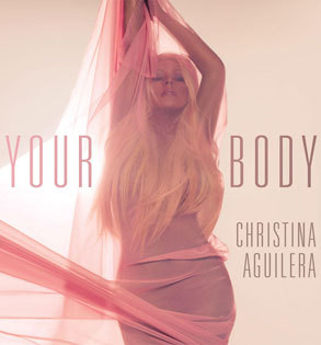 Christina Aguilera releases the name of her next single…and her clothes.