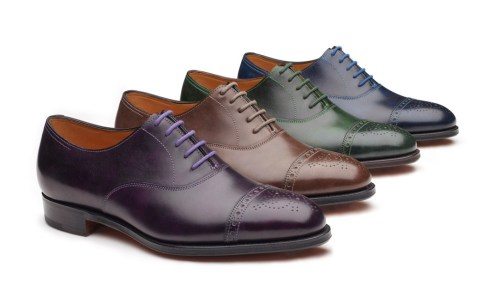 Paul Smith x John Lobb Collaboration  http://www.facebook.com/DressShoesandSneaker  http://pinterest.com/DSSN/