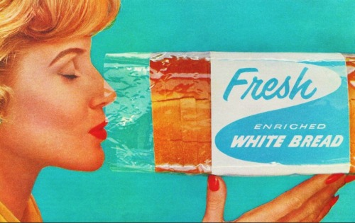 1950sunlimited:  Cellophane ,1950s