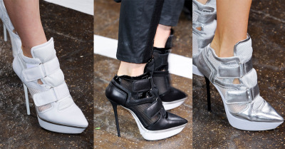 Yay or Nay: DKNY's Spring 2013 Stiletto Sneakers