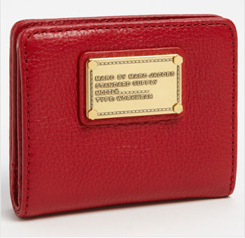 MARC BY MARC JACOBS 'Classic Q' Billfold Wallet