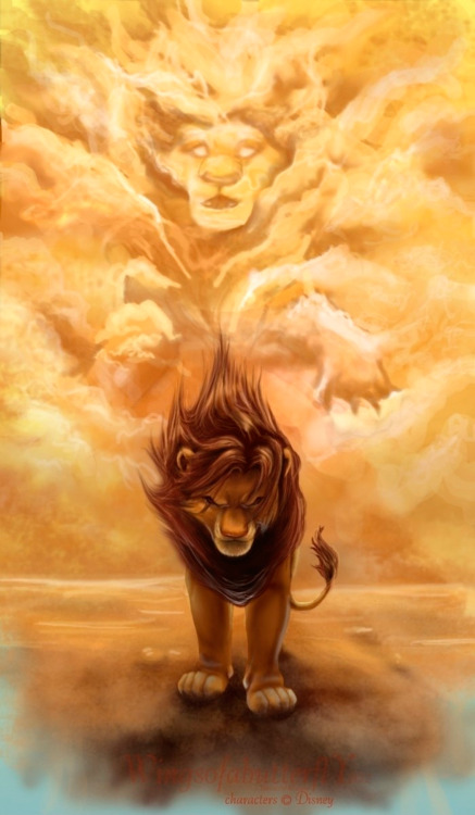 theartofanimation:  Lion King