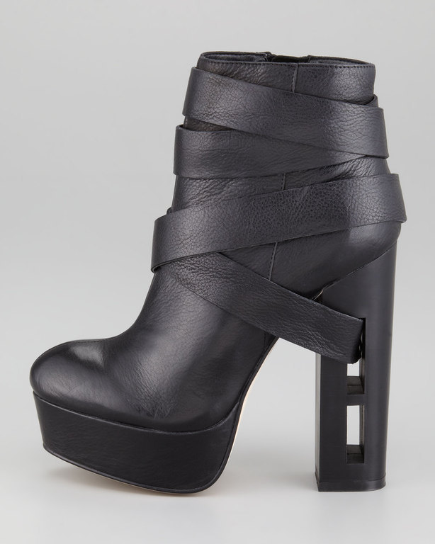 Dolce VIta Jyll Booties, available at Karmaloop Use promo code SHOEGASM for 15% off