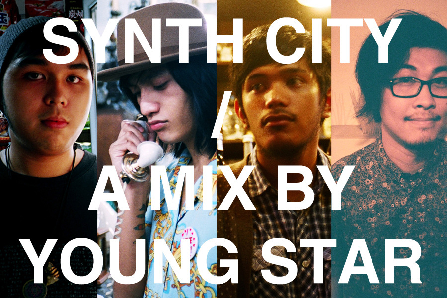 youngstarphils:  Synth City - An eight-track mix by Young Star's Ralph Mendoza Featuring local solo synth artists Similar Objects, Love in Athens, Nights of Rizal, and Eyedress FREE DOWNLOAD: http://www.mediafire.com/?bt1m6v6a3a1yt84 Read the article 'The afterlife of OPM' here. Photos by Sam Potenciano.  Good team work with my girlfriend. Check it.