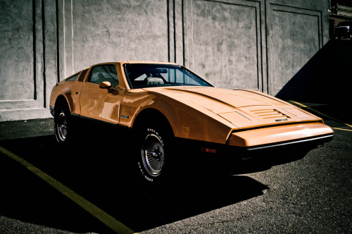 itcars:  Bricklin SV-1 Image by Seeing Is