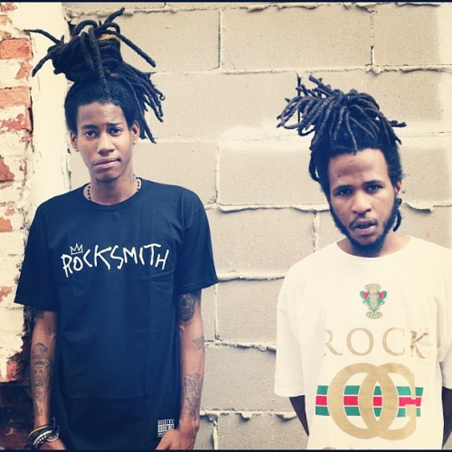 Preview: fall 12 shoot with @gitoo_thoo & @duttydy  #rocksmith #nyc #brooklyn #swag  (Taken with Instagram)