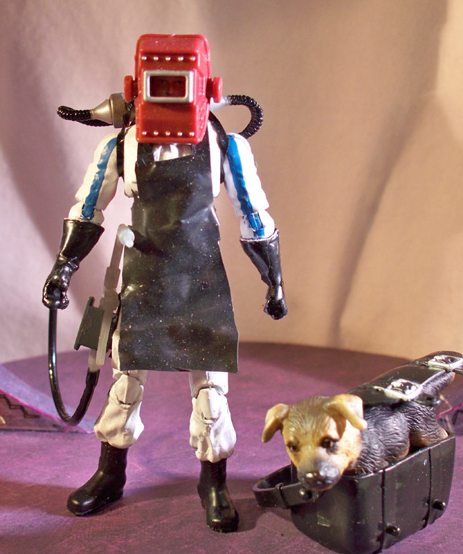 hirai:  JoeCustoms.com > Figures > Tag(s): comic > D > Dogwelder 犬溶接マンのフィギュア