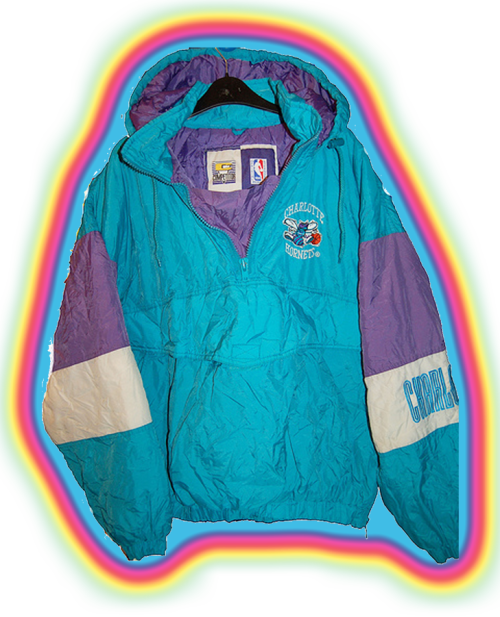 I had this exact jacket when I was younger. Oh my the memories.