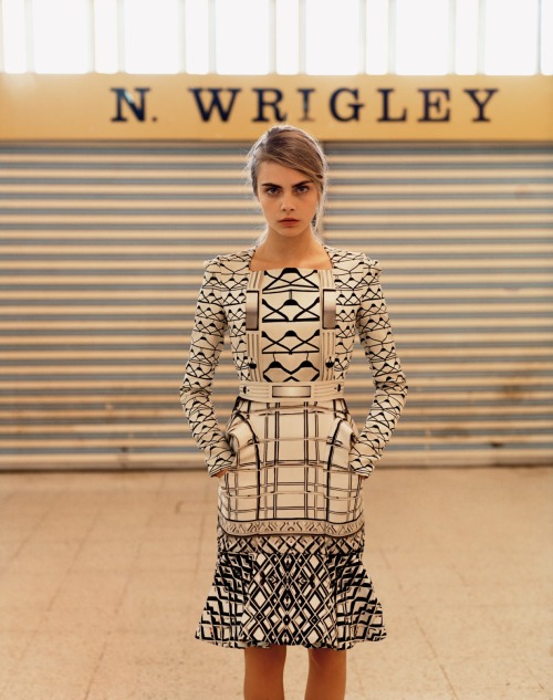 fashion-on-my-platter:  manchester division: cara delevingne by alasdair mclellan for purple #18 f/w 12.13