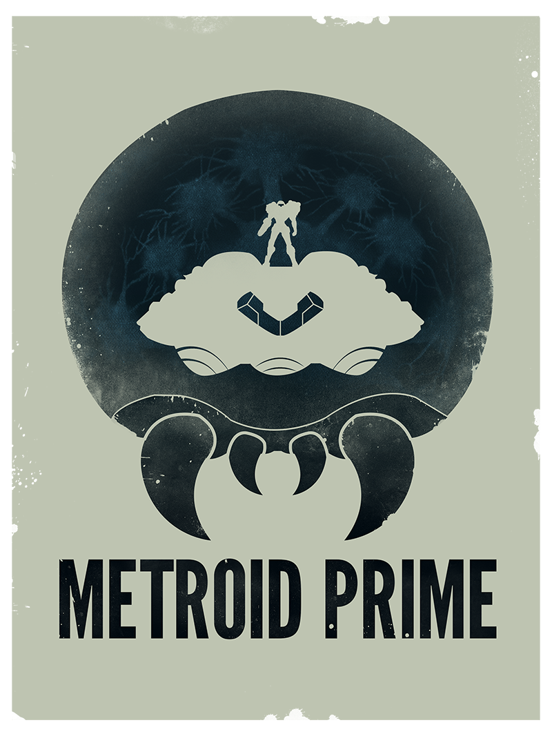 Metroid Prime - by Fernando Martinez