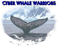 Cyber Whale Warriors Get Involved!