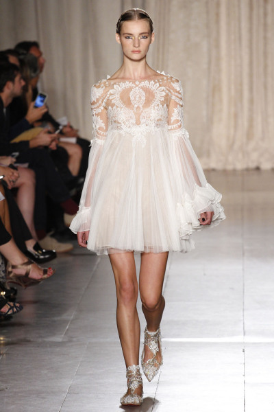 sweetsummernights:  fav outfit from Marchesa SS13