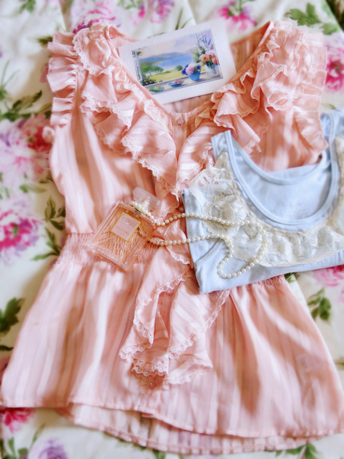 Romantic Ruffles (by Briana Berrie)