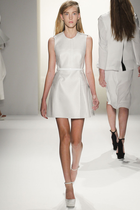 reslusst:  Calvin Klein Collection s/s 13