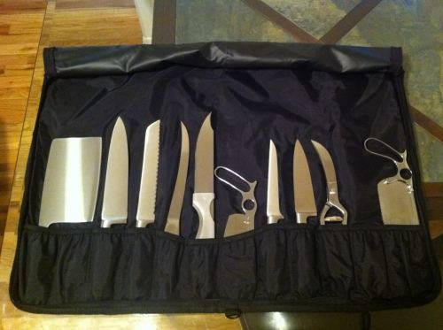 Dexter's kill tools