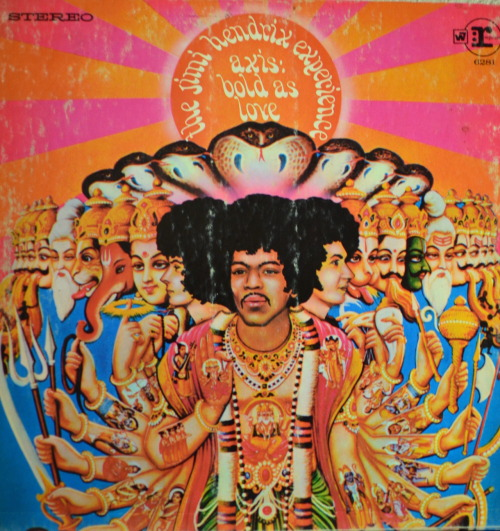 "acidwonderland:  druidstone:  Jimi Hendrix - ""Axis: Bold As Love""  the best!"