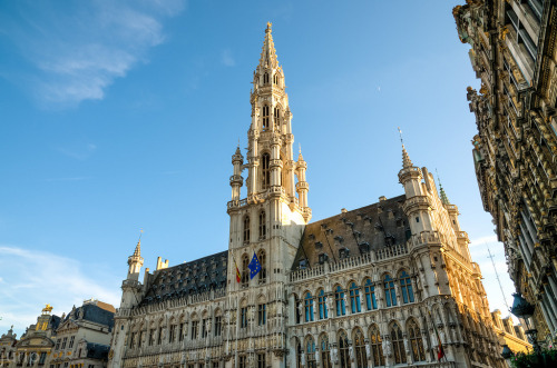 allthingseurope:  Brussels, Belgium (by jurip)