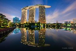 MBS Reflected by Daniel Cheong