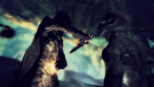 Anette killing Falmer at Irkngthand.