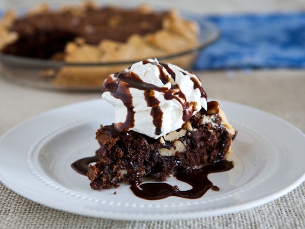 (via Chocolate Chunk Walnut Cookie Pie | Eclectic Recipes)