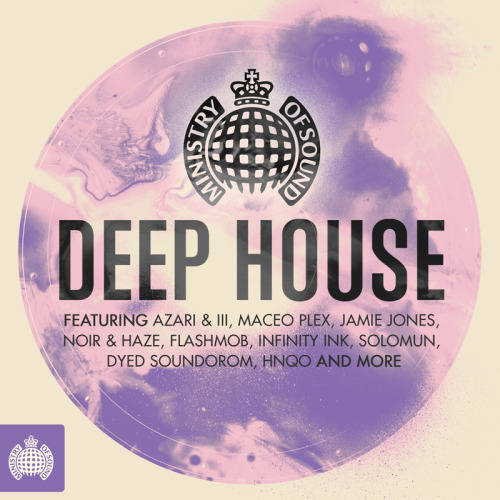 Chip away the foundations of dance music with Deep House - the essential album for any lover of deeper sounds! Available to download on Sunday 16th.  Click here to pre-order your copy (worldwide) Click here to pre-order your copy (USA & Canada)