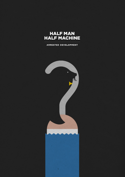 minimalmovieposters:  Arrested Development by korju