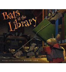 Julia Donaldson on picture books about libraries. (She skips my favorite, pictured above. Look at that sweet bat face.) We have a TON of picture books set in or about the library, or about becoming a librarian. And I really want a non-library perspective — is this just publishers pandering to librarians, or do parents and children actually love this genre?