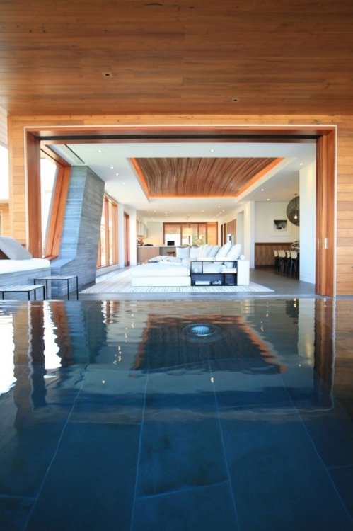 justthedesign:  Kona Residence in Hawaii by Belzberg Architects