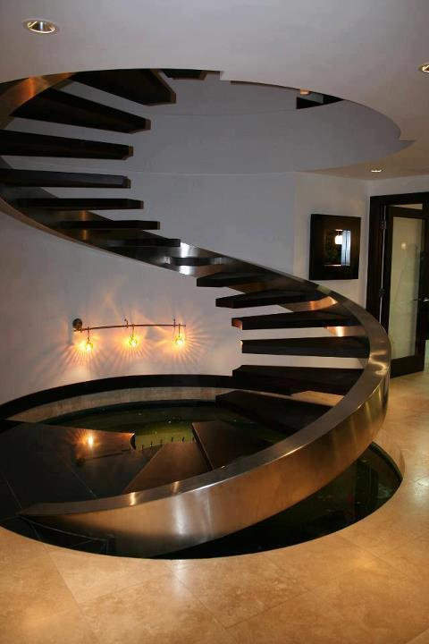 justthedesign:  Staircase From Spain