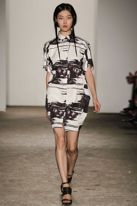 Zero + Maria Cornejo Spring 2013 Ready to Wear FIG Fave #4