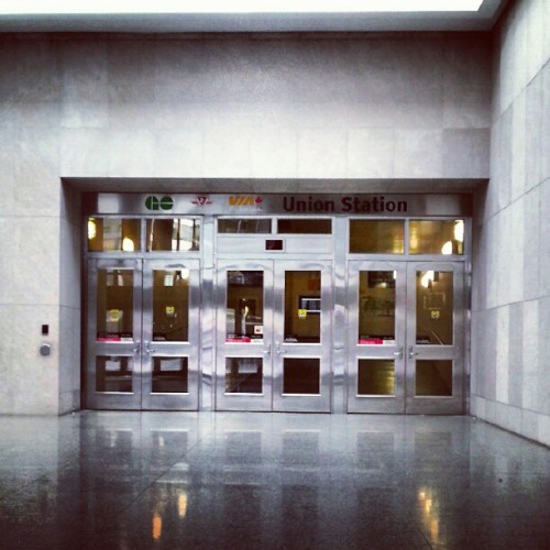 Taken with Instagram at Union Station